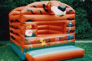 Bouncy castle hire dartford